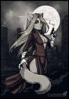 Noir Lady by Klar-Jezebeth