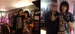 Noah and Chris Motionless by xXxSp4rtyxXx
