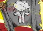 Punisher Flag by Tbone187