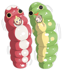 Wobble Cocoons by ICmyaieye