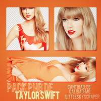 Taylor Swift Pack png by iLittleSkyscraper