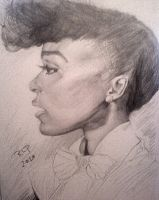 "Janelle Meets ""Take On Me"" by i-concur"