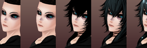 IMVU: Avatar Progression II by veriitus