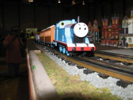 Lionel O Gauge Thomas 2 by TaionaFan369