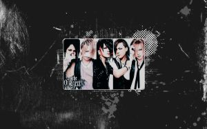 the GazettE Wallpaper by nyappy-aoi