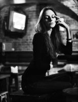 Lera at Blues Bar by psychiatrique