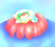 shleep my little kyle by SouthParkFantasy