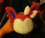 Sylveon WIP by aphid777