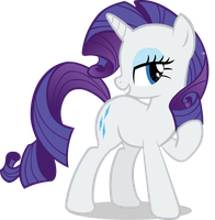 Rarity, of course by Doctor-G