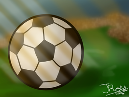 Soccer Ball by Snowstorm102