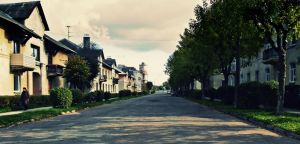 Quiet street by Kalajalad
