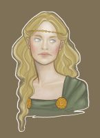 Eowyn by DementedPirate