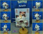 Jolly Meowth Papercraft by BRSpidey