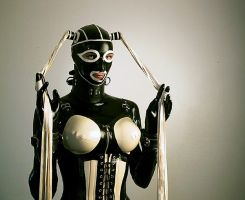 Rubberdoll000002 by morkaii