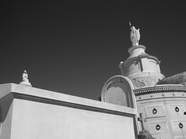 St. Louis Cemetery #1 4th, New Orleans by vanfoto