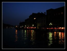 Night on the Canal by SurfGuy3