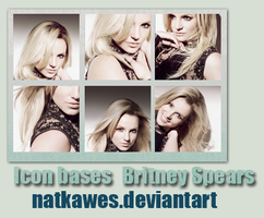 Icon bases - Britney Spears by Natkawes