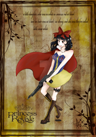 Princess Royale- Snow White by ravenchaser