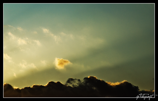 Clouds III by Flugcojt