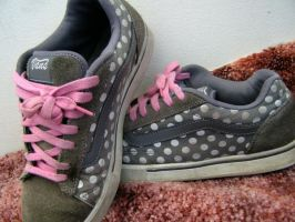 Vans Shoes 5 by radelaidian-stock