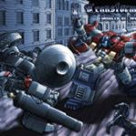 Transformers: Hearts of Steel by wannabegeorge