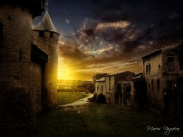 French Castle by marcosnogueiracb