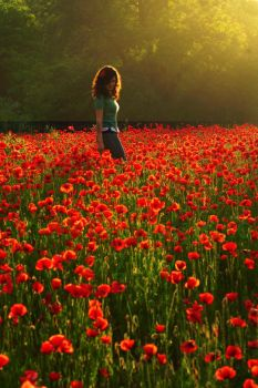 Poppy girl by demony