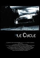 Le Cycle 4x6 flyer by amok451