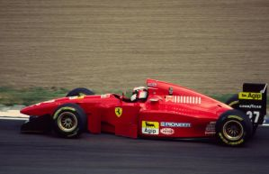 Jean Alesi (Great Britain 1994) by F1-history