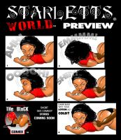 Starlett World by Dobbinsart