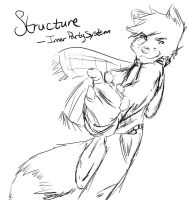 Structure by kitsukami