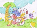 Hope There's No Were-Chao by Super-Scott
