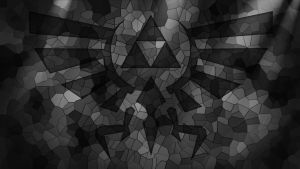 Tri-Force Wallpaper by RikiTheSuperZeldaFan