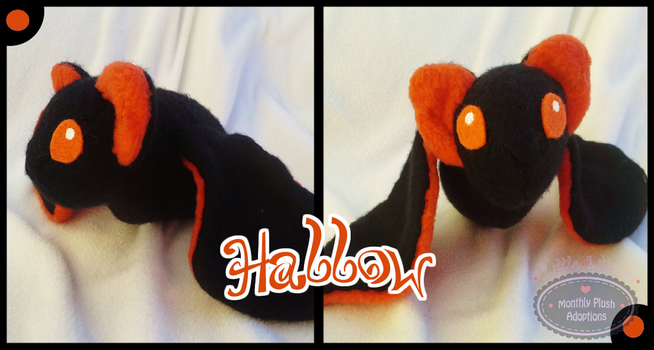 Little Litters - Hallow - Plush by Sparkle-And-Sunshine