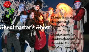 Ghoulmaster's Ghost by spottedparr