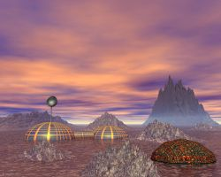 Colony On Sibelius IV by Don64738