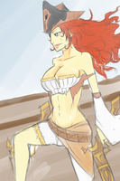 Miss Fortune by Yama-San