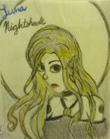Luna Nightshade by TheIvoryPrincess
