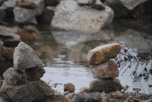 Wet Rock Pile by musiclover25162