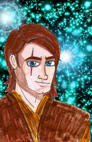 Anakin Skywalker by Chrisily
