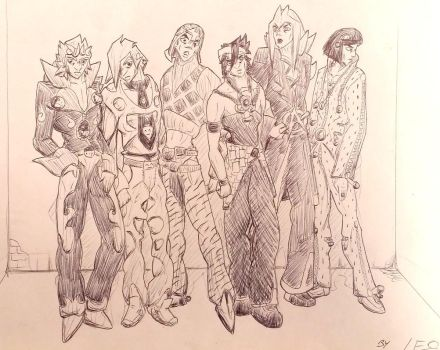 MyVersionOf: The Buccellati Gang (Passione) by IlReSanmto