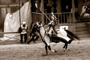 The Joust - 3 of 4 by lucifie