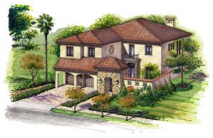 Bergamo Home Style 1 revised by archacid