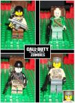 Lego Zombie Cast by weskerchild117