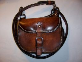 Leather Purse by Altitude-Artisan