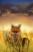 The Tamed Fox by Anante