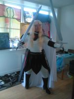cosplay me as udine from claymore 4 by daylover1313