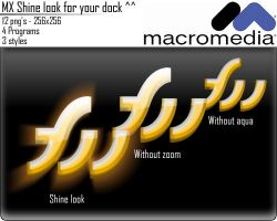 MX Shine look for your dock by wilsoninc