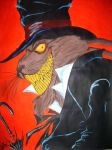 Vlad,  the  Hare by DemonCartoonist