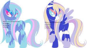 Ponies [Closed] by Mifune-circus
